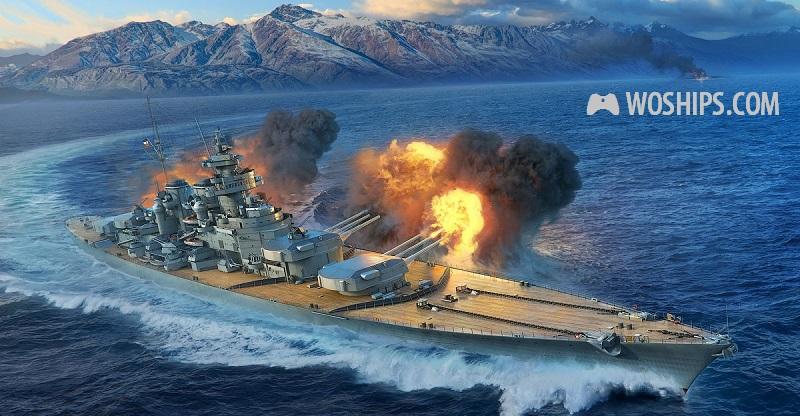 Мод Ванги - Точка упреждения в World of Warships