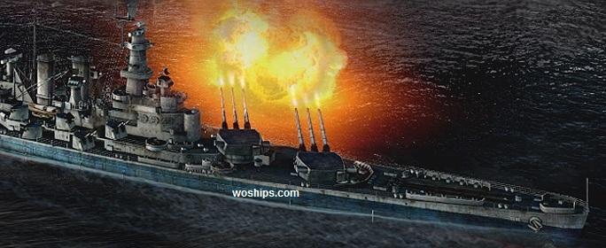 Американские боевые корабли