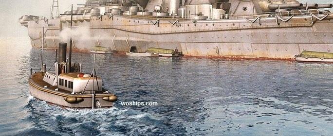 Энциклопедия World of Warships