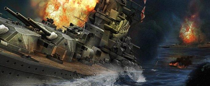 Официальный сайт мира кораблей