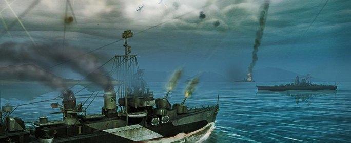 Официальный трейлер Мира Кораблей