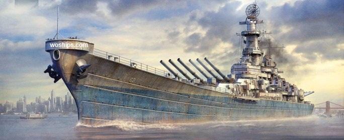 Играть в Мир Кораблей