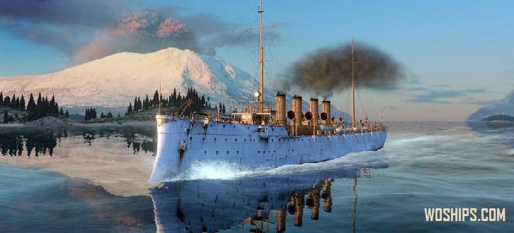 Американский корабль Честер