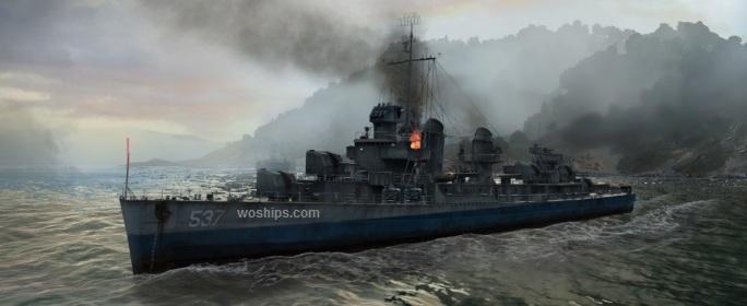 Корабли СССР
