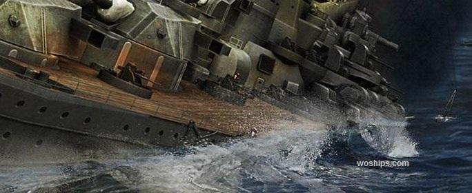 Мир боевых кораблей