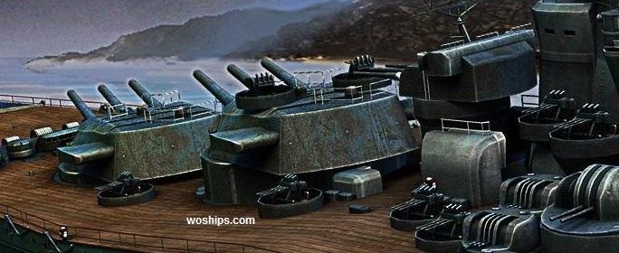 Сайт игры World of Warships